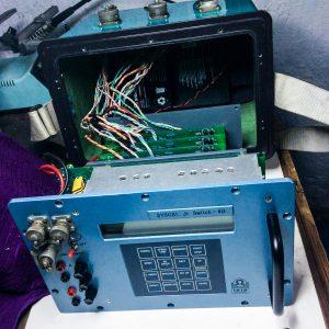 Reparación de resistivímetro Syscal JR48